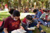 """Büyükşehir'den """"Gençler kitap okuyor"""""""