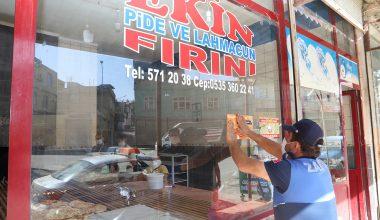 'ASKIDA EKMEK PROJESİ' OĞUZELİ'NDE DEVAM EDİYOR