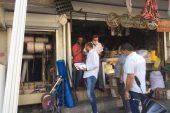 CHP Nizip Esnafın sorunların dinledi
