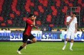 Gaziantep FK, ilk galibiyetini aldı