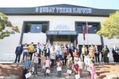 Gaziantep'e 3 spor tesis