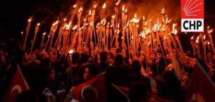 CHP'DEN CUMHURİYET ŞÖLENİNE DAVET