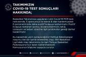 Gaziantep Basketbol'a korona virüs şoku