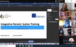 GAÜN'den otizmli çocuklar için anlamlı proje