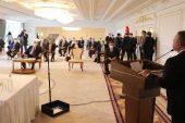 Altunkaya ve Kaplan Cumhurbaşkanı'na sorunları anlattı
