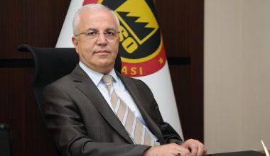 GSO'nun mimarı  Göncü istifa etti