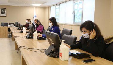 """Koronavirüs hastaları için """"çağrı merkezi"""" kuruldu"""