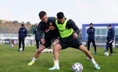 Gaziantep FK, Medipol Başakşehir maçı hazırlıklarına başladı