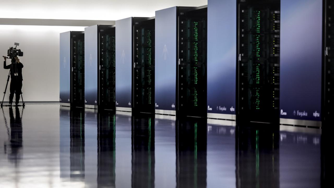 dünyanın en güçlü bilgisayarı fugaku