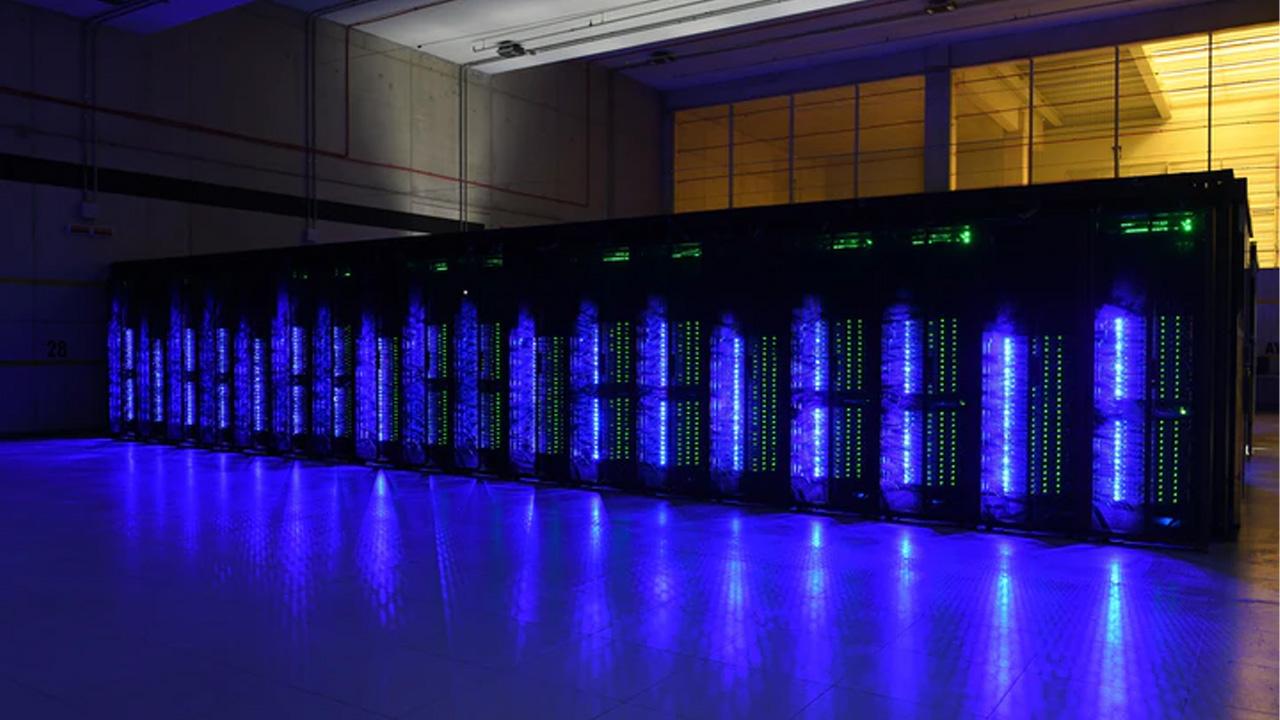 dünyanın en güçlü bilgisayarları hpc5