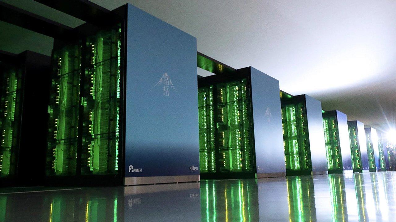 fugaku süper bilgisayar