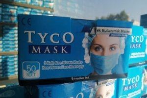 Maskeleriniz Hem Kaliteli Hem Hesaplı Tyco Mask