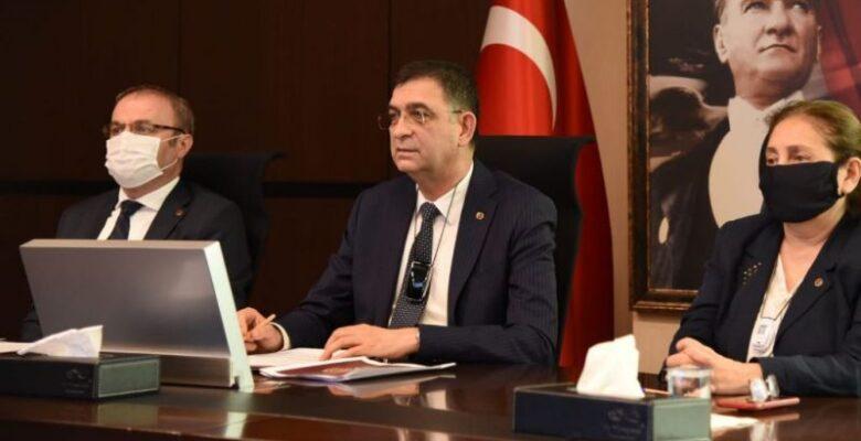 Sanayi Odası'nda Mayıs ayı meclis toplantısı gerçekleştirildi