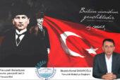 Sakaroğlu:19 Mayıs Büyük mücadelenin başlangıcıdır