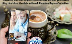 Gaib Ramazan Bayramı  Kutlama