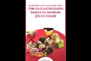 Şölen Ramazan Bayramı Kutlaması
