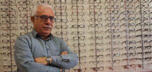 kapanmada Gaziantep'te gözlükçü tartışması