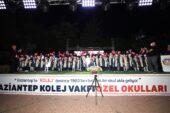 Gaziantep Kolej Vakfı'nda Miniklerin Kep Heyecanı