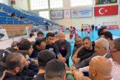 Nurdağı hentbol takımı 1. Lige çıktı.
