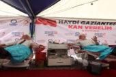 Şahinbey'den ülkeye kan, Gazze'ye 5 ambulans desteği