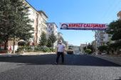 Şahinbey Belediyesi'nin asfalt çalışmaları aralıksız sürüyor