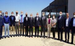 GAÜN'de üniversite sanayi işbirliği toplantısı yapıldı