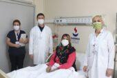 Sanko'da  2 böbrek 2 ayrı hasta için umut oldu