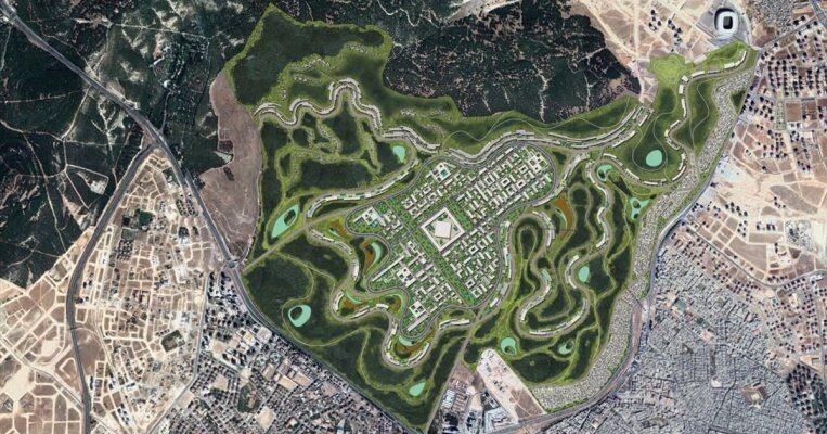 Medeniyet Şehri Projesi Yargı'da