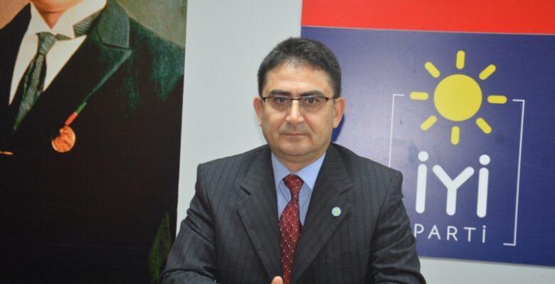 İYİ Parti İl Başkanı Hocaoğlu neden istifa ettiğini açıkladı