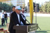 Nurdağı'nda yaz spor okulu Faaliyete Geçti
