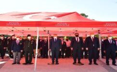 19 Eylül Gaziler Günü 100'üncü yılında coşkuyla kutlandı
