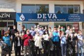DEVA Gaziantep'ten bir günde iki etkinlik