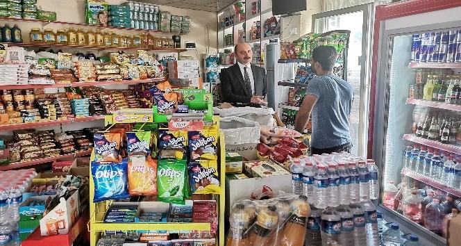 Başkan Doğru'dan Ahilik Haftasında esnaf ziyareti