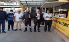 Şahinbey'de her gün 8 bin 500 kişiye çorba ikram ediliyor