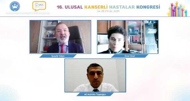 Taşdoğan'dan kanserle mücadele önerileri
