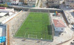 Nizip Belediyesinden  gençlere ve spora tam destek