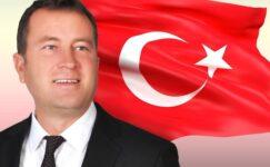 """Ali Doğan: """"Cumhuriyet, milletimizin sahipliğinde ilelebet yaşayacaktır"""""""
